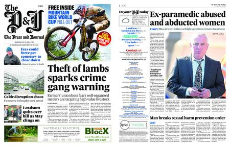 The Press and Journal Moray – May 23, 2019