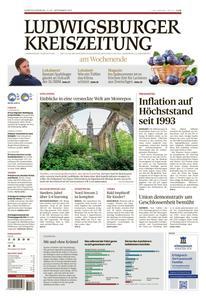 Ludwigsburger Kreiszeitung LKZ - 11 September 2021