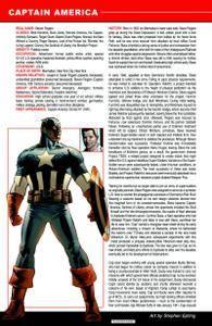 Captain America Bio Complete Marvel DVD Collection
