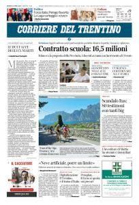 Corriere del Trentino - 13 Aprile 2018