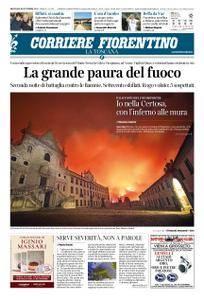 Corriere Fiorentino La Toscana – 26 settembre 2018