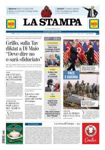 La Stampa Imperia e Sanremo - 28 Febbraio 2019
