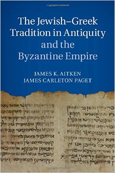 The Jewish-Greek Tradition in Antiquity and the Byzantine Empire (Repost)