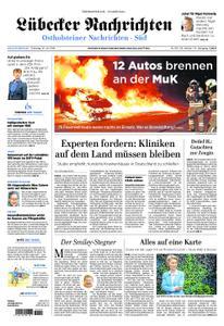 Lübecker Nachrichten Ostholstein Süd - 16. Juli 2019