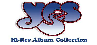 YES - The Hi-Res Album Collection (1969-1987, 2013) [24bit/192kHz] Combined RE-UP