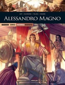 Historica Biografie n.18 - Alessandro Magno (10/2018)