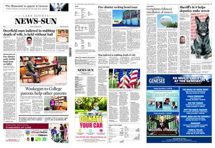 Lake County News-Sun – October 19, 2018