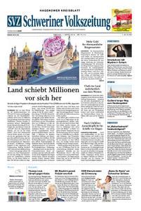 Schweriner Volkszeitung Hagenower Kreisblatt - 01. März 2019
