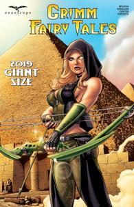 Grimm Fairy Tales-2019 Giant Size 2019 digital The Seeker