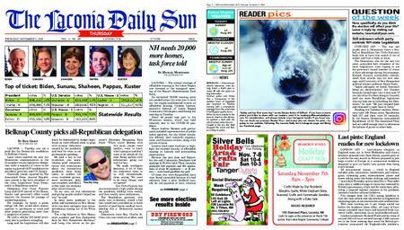 The Laconia Daily Sun – November 05, 2020
