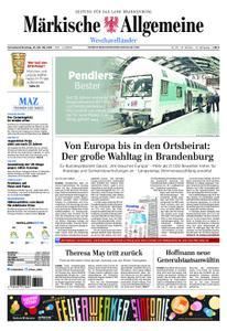 Märkische Allgemeine Westhavelländer - 25. Mai 2019
