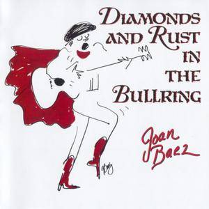 Joan Baez - Diamonds And Rust In The Bullring (1988) [APO Remaster 2015] PS3 ISO + Hi-Res FLAC