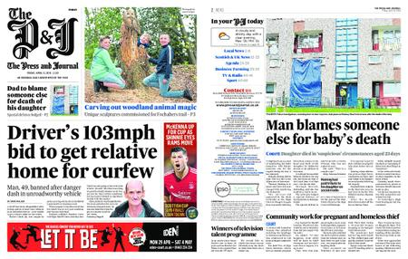 The Press and Journal Moray – April 12, 2019