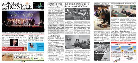 Gibraltar Chronicle – 02 March 2018