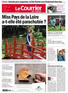 Le Courrier de l'Ouest Cholet – 03 octobre 2020