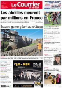 Le Courrier de l'Ouest Angers - 07 mai 2018
