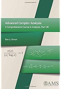 Advanced Complex Analysis: A Comprehensive Course in Analysis, Part 2B [Repost]