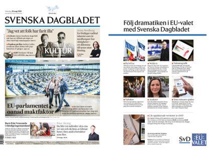 Svenska Dagbladet – 26 maj 2019