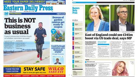 Eastern Daily Press – May 13, 2020