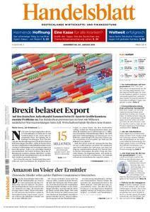 Handelsblatt - 04. Januar 2018
