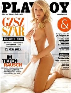 Playboy Germany - September 2015