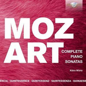 Klára Würtz - Quintessence Mozart: Complete Piano Sonatas (2019)