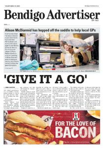 Bendigo Advertiser - March 31, 2020