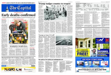 The Capital – April 23, 2020