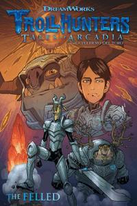 Dark Horse-Trollhunters Tales Of Arcadia The Felled 2019 Hybrid Comic eBook