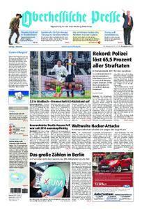 Oberhessische Presse Marburg/Ostkreis - 03. März 2018