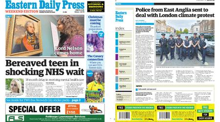 Eastern Daily Press – October 12, 2019