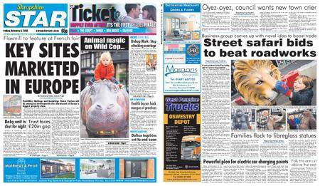 Shropshire Star Shrewsbury Edition – February 09, 2018