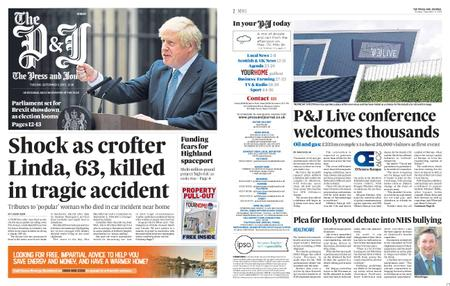 The Press and Journal Moray – September 03, 2019