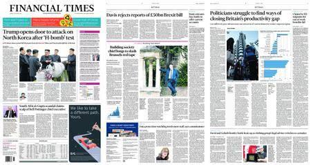 Financial Times UK – September 04, 2017