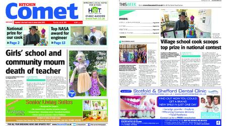 The Comet Hitchin – July 18, 2019