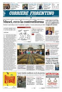 Corriere Fiorentino La Toscana – 21 giugno 2019
