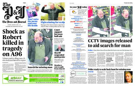The Press and Journal Moray – January 19, 2019