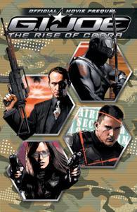 IDW-G I Joe Rise Of The Cobra Official Movie Prequel 2020 Hybrid Comic eBook