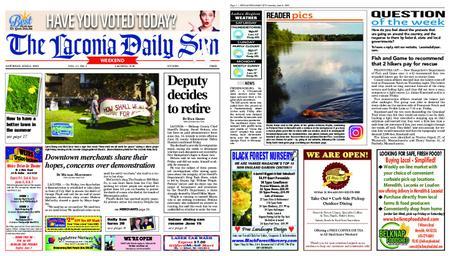 The Laconia Daily Sun – June 06, 2020