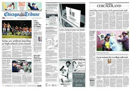 Chicago Tribune – September 30, 2017