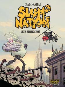 Slum Nation 03-Like a Rolling Stone 2019 SAF Comics Digital