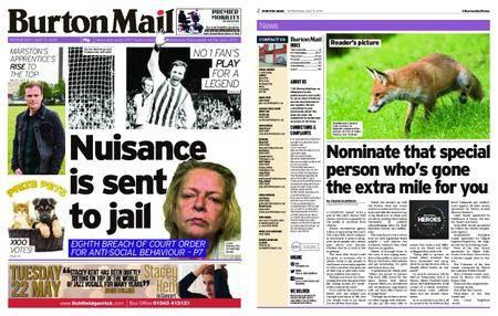 Burton Mail – May 09, 2018