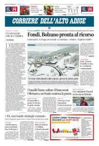 Corriere dell'Alto Adige - 7 Novembre 2017