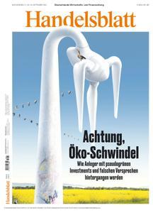 Handelsblatt - 17 September 2021