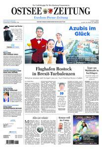 Ostsee Zeitung Wolgast - 06. Dezember 2018