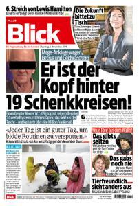 Blick – 04. November 2019