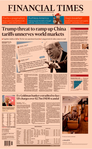 Financial Times Europe – 7 May 2019