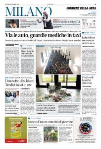Corriere della Sera Milano – 04 novembre 2019
