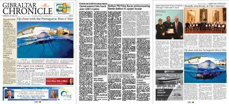 Gibraltar Chronicle – 18 April 2018