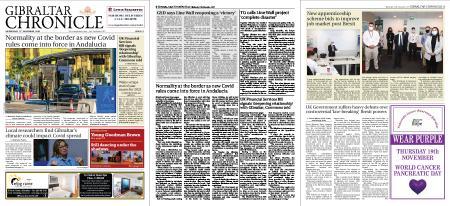 Gibraltar Chronicle – 11 November 2020